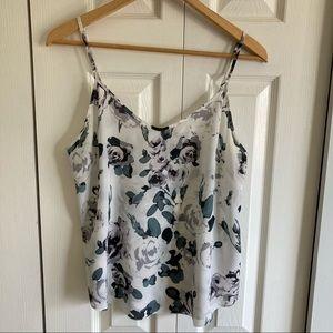 ARITZIA Wilfred 100% Silk Camisole Size L